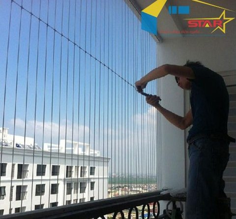 Lưới an toàn ban công, https://gianphoithongminh.org/ , lắp đặt lưới an toàn ban công, lắp đặt lưới an toàn, Hệ thống che chắn ban công, lưới an toàn ban công giúp tăng vẻ đẹp, bộ lưới bảo vệ cho ban công