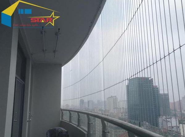 lắp đặt lưới an toàn, lưới an toàn, hướng dẫn lắp đặt lưới an toàn cho cửa sổ và ban công, lưới an toàn cho cửa sổ và ban công, lưới an toàn cho chung cư, gianphoiquanaothongminh.org