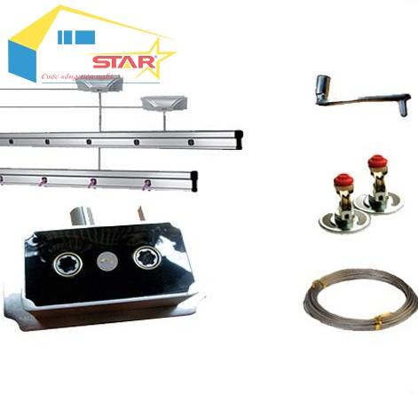 GIÀN PHƠI THÔNG MINH STAR KS888B,mẫu giàn phơi với giá rẻ, giàn phơi thông minh , cung cấp giàn phơi thông minh