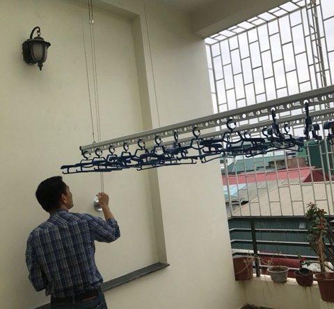 Mua phơi quần áo căn hộ HP999A chất lượng tại gianphoithongminh.org