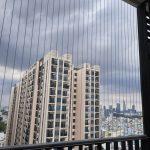 Khi làm lưới an toàn chung cư cần lưu ý điều gì?